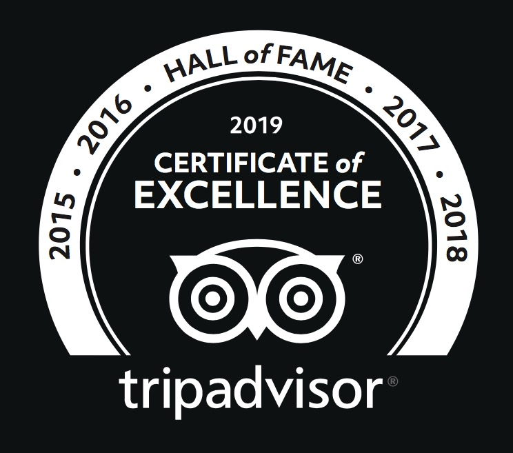 tripadvisor hall of fame black